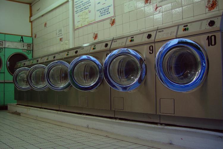 Stainless Steel Commercial Laundry